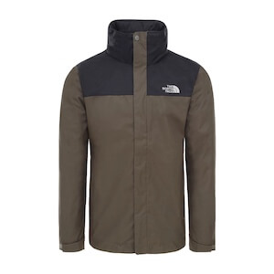 The North Face 3 in 1