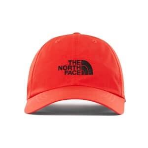 HORIZON HAT FIERY RED/TNF B- LXL