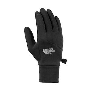 W ETIP GLOVE TNF BLACK