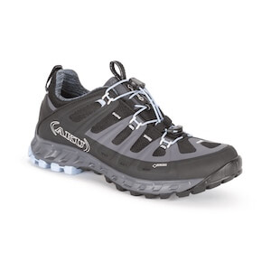 SELVATICA GTX WS BLACK/L.BLUE