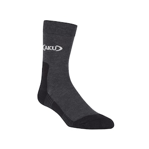 TREKKING LOW SOCKS LIGHT BLACK