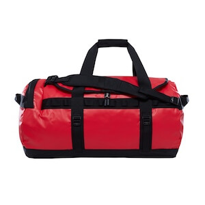 BASE CAMP DUFFEL - M TNF RED/TNF BLK- OS