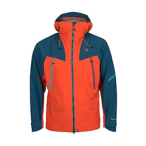 GIACCA ALPINE PRO JACKET M B-ORANGE RED