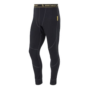 DOUBLE FACE UNDERPANTS MEN BLACK