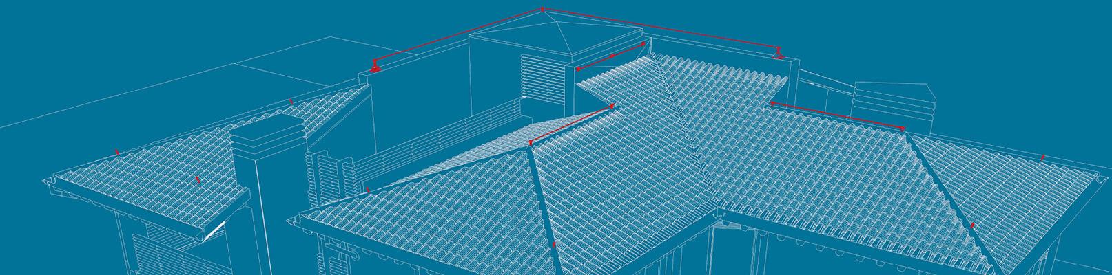 Servizio di progettazione anticaduta tetti e testata - Amorini Safety