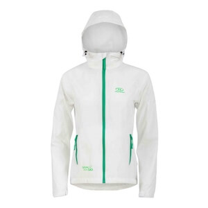 STOW & GO WHITE PACKAWAY JACKET