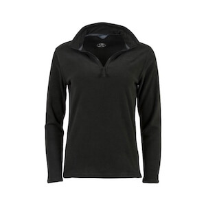 WOMENS EMBER FLEECE - BLACK