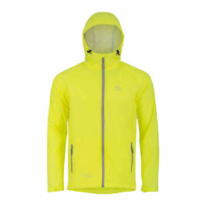 STOW & GO YELLOW PACKAWAY JKT