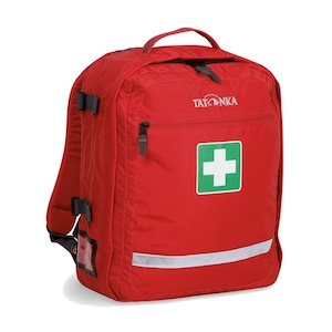 FIRST AID PACK - RED
