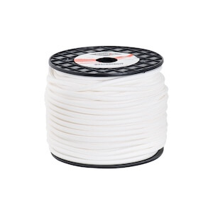 CORDINO AUSILIARE DYNEMA - 50 M. PURE WHITE