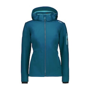 giacca outdoor softshell cmp donna