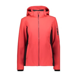 GIACCA OUTDOOR SOFTSHELL DONNA