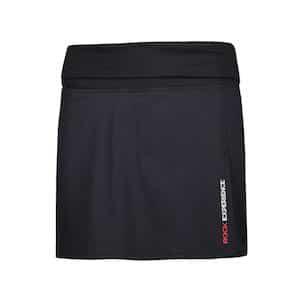 Pantaloni corti running donna