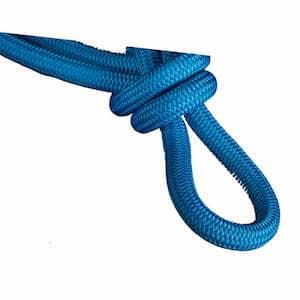 corda per arrampicata in palestra