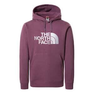 Felpa viola the north face
