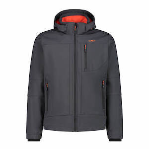 giacca softshell cmp